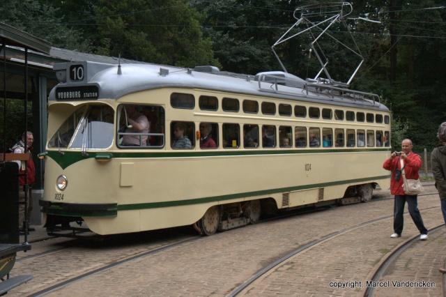 Le musée du tram Bruxelles Sg1l1011