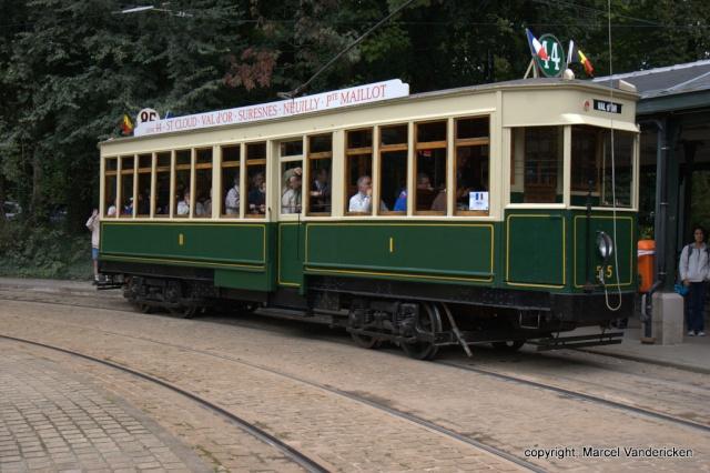 Le musée du tram Bruxelles Sg1l1013