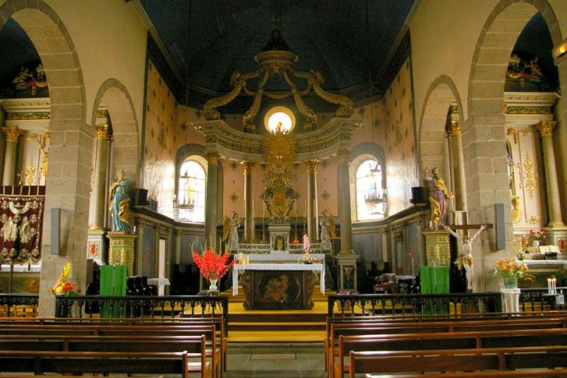 L'église de Ploumoguer (pays d'Iroise, Bretagne) Sg1l4910