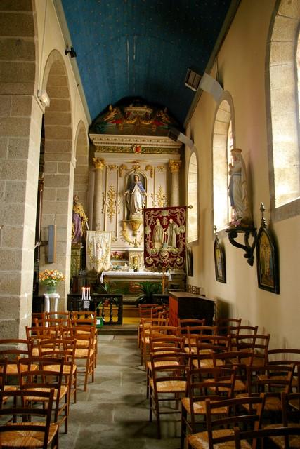 L'église de Ploumoguer (pays d'Iroise, Bretagne) Sg1l4911