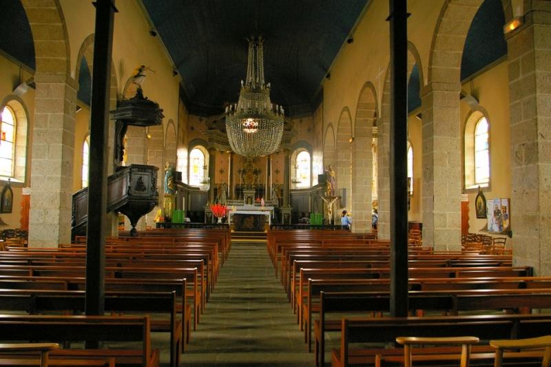 L'église de Ploumoguer (pays d'Iroise, Bretagne) Sg1l4914