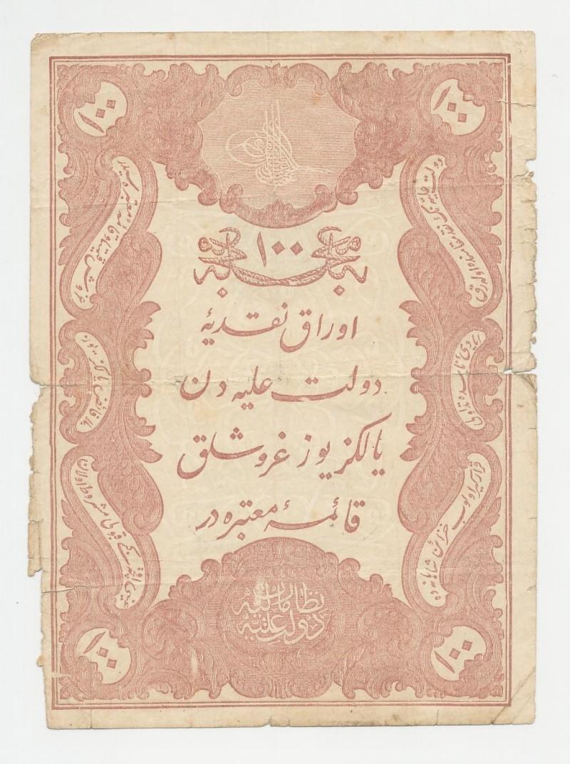 Banque Imperiale Ottomane Banco_10