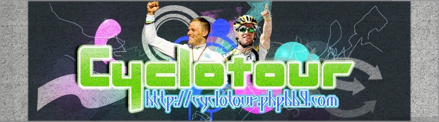 ... La ligue Cyclotour ...