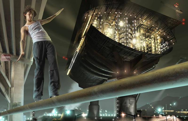 La Citadelle du Vertige (Pavillon 360°) - (2008-2010) Citade10