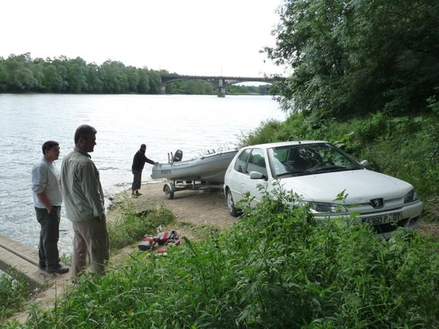 Initiation pêche pour la fédération de Pêche de l'Ardèche Bassin29