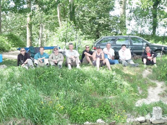 Initiation pêche pour la fédération de Pêche de l'Ardèche Bassin31