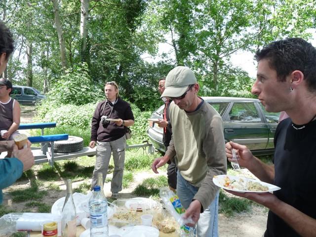 Initiation pêche pour la fédération de Pêche de l'Ardèche Bassin33