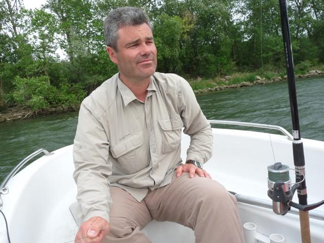 Initiation pêche pour la fédération de Pêche de l'Ardèche Bassin38