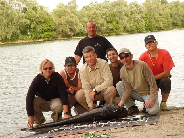 Initiation pêche pour la fédération de Pêche de l'Ardèche Bassin39