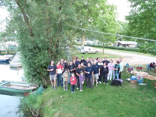 Compte rendu de notre rencontre en Seille Bassin98