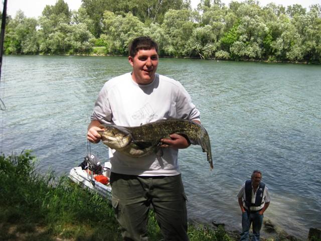 Initiation pêche pour la fédération de Pêche de l'Ardèche Img_7611
