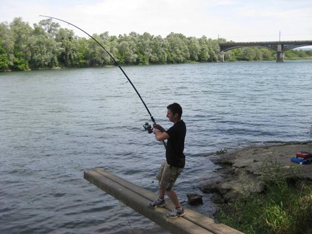 Initiation pêche pour la fédération de Pêche de l'Ardèche Img_7612