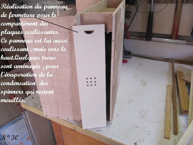 CAISSE DE RANGEMENT POUR LEURRE 03010
