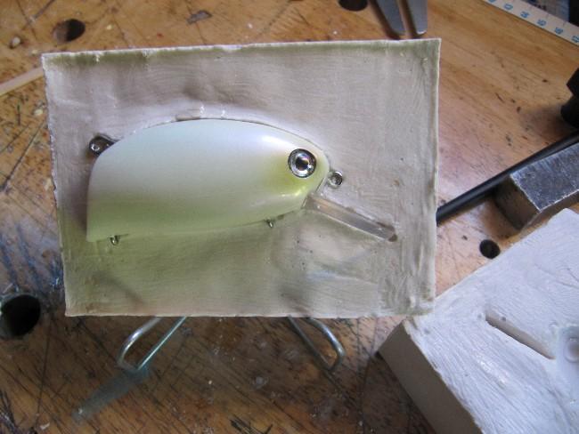 Innovation pour réalisation poisson nageur. Octobr26