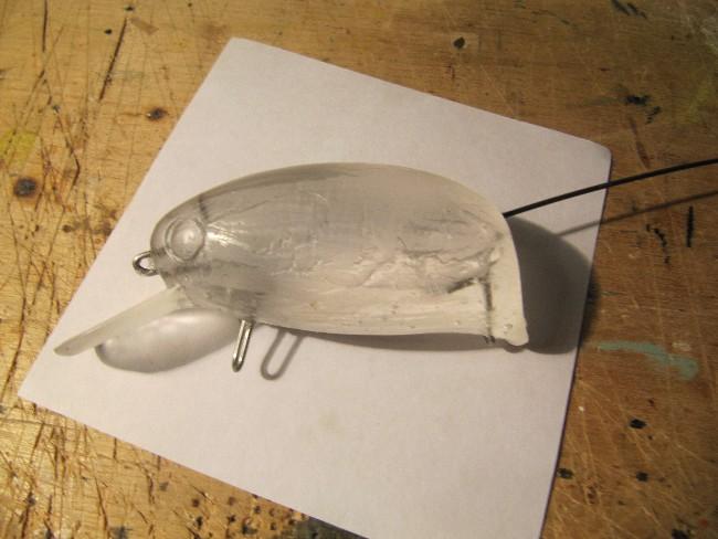 Innovation pour réalisation poisson nageur. Octobr33
