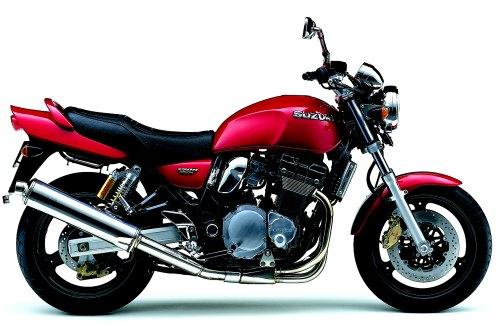 Suzuki GSX 750 et 1200 Inazuma Gsx12010