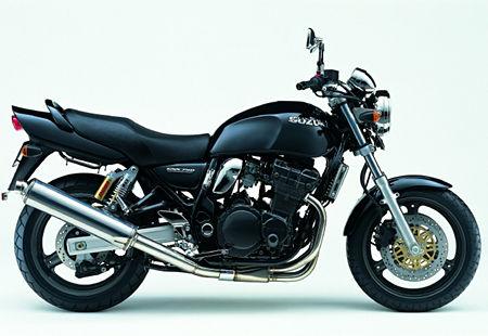 Suzuki GSX 750 et 1200 Inazuma Gsx75010