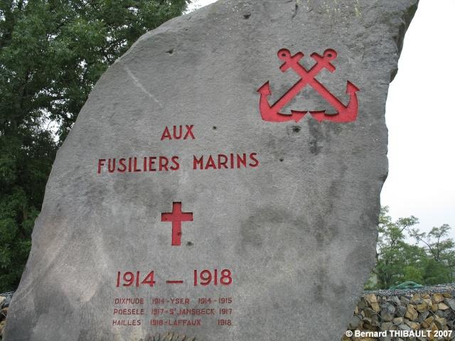 [ LES UNITÉS COMBATTANTES ] FUSILIERS-MARINS - Page 3 Img_0012