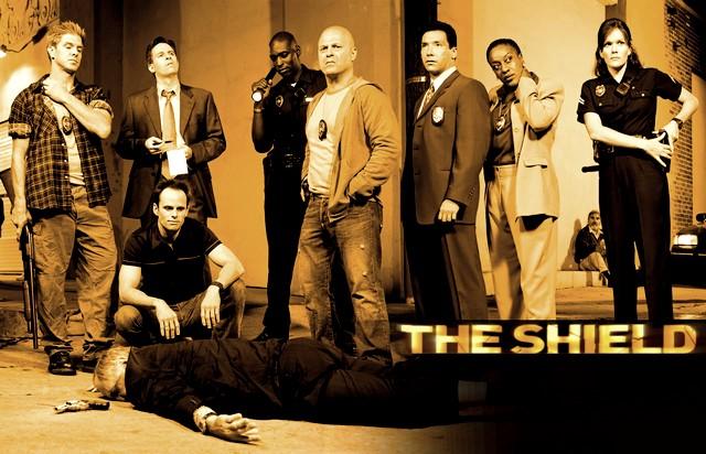 The Shield (La Série) 460810