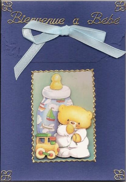 Carte pour feliciter une naissance. 06_20_10