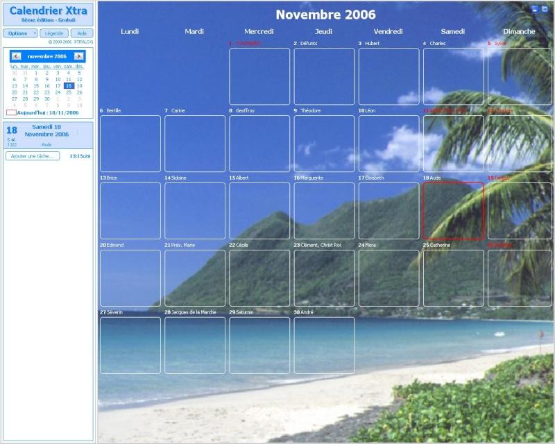 Novembre 2006 Calend22