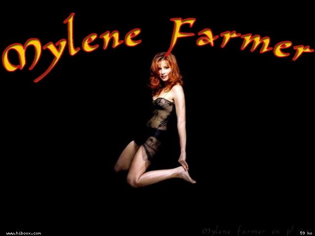 Mylene Farmer Hghgh134