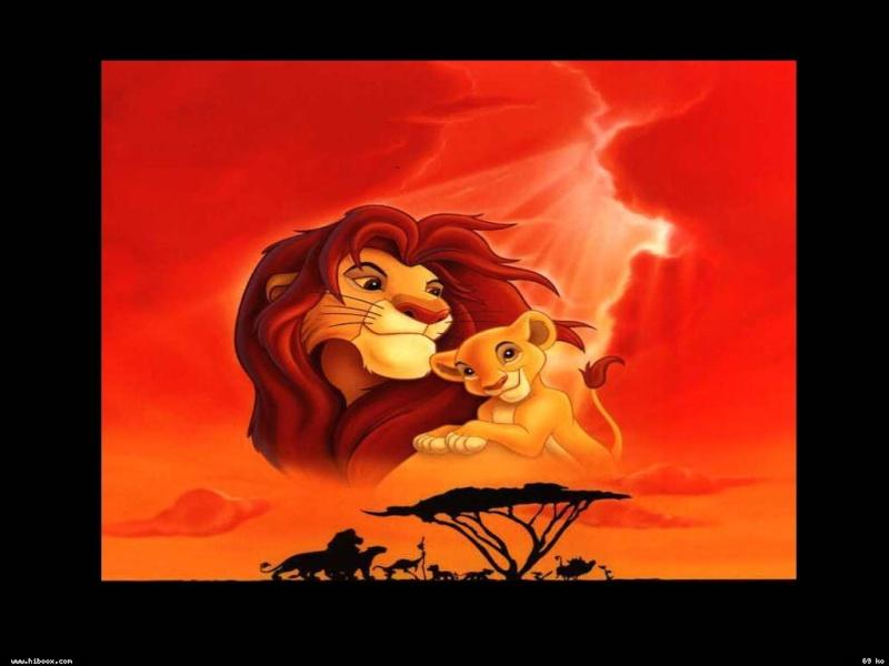 le roi lion Hghgh170