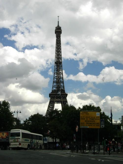 La tour Eiffel. Photo_22
