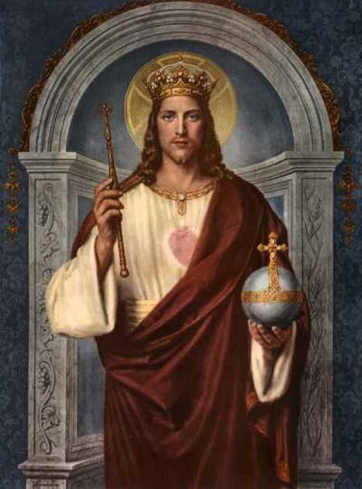 Fête du Christ Roi Cristo10