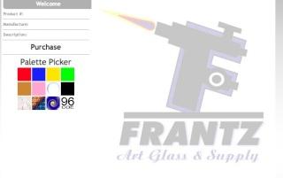 Palette des couleurs dans la gamme COE 104! Cliche11