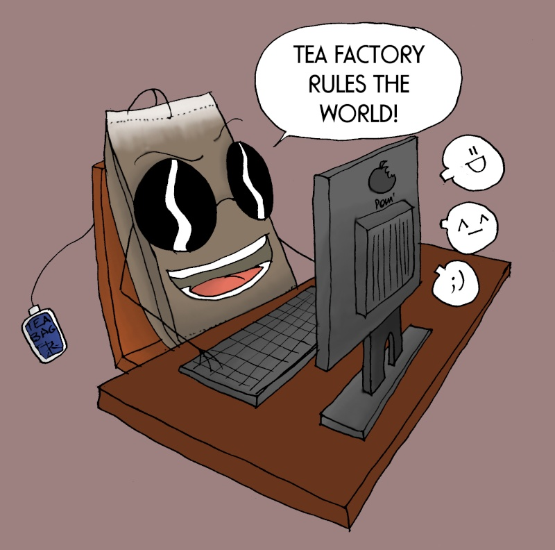 First Contest: Votes time Tea_ba11