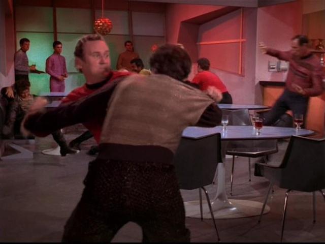 Star Trek The Original Series  (1966 - 1969) - Page 4 Klingo11