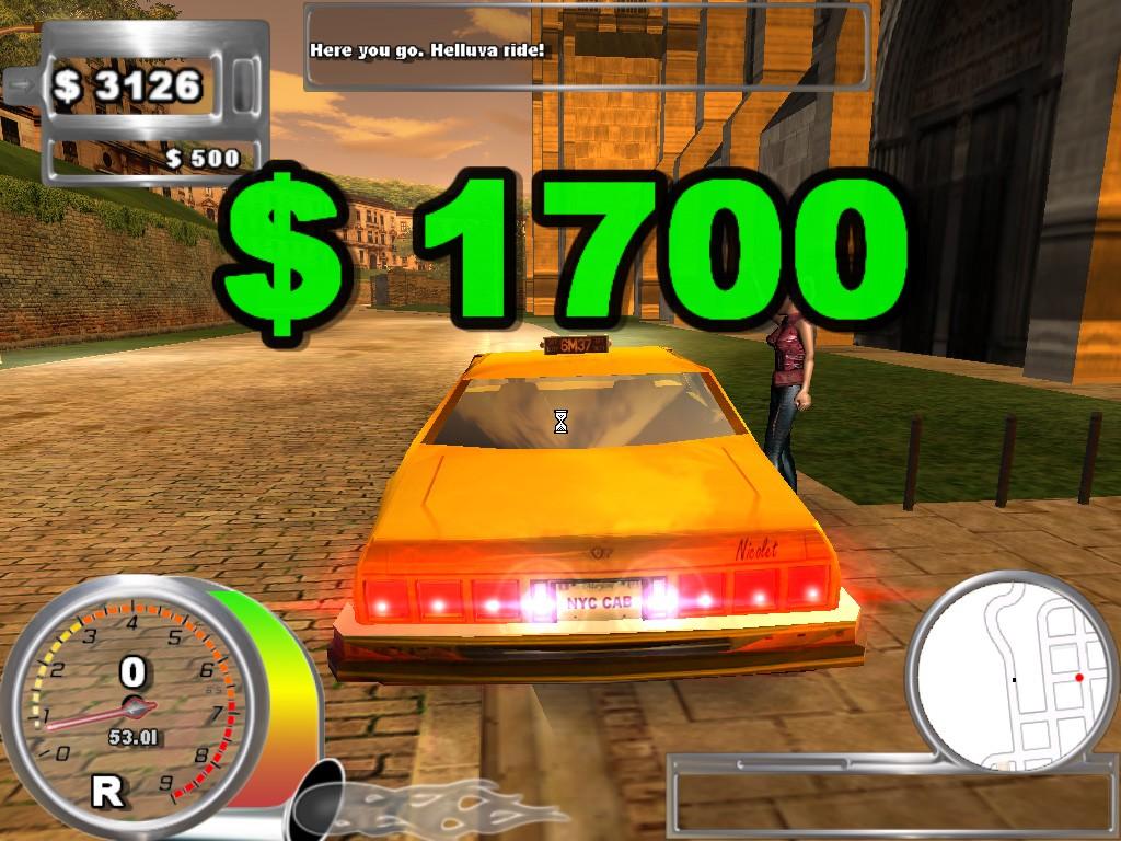 super taxi driver 2006 pc game 00810