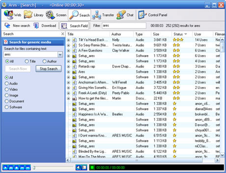 ares 2.0.9 30226b10