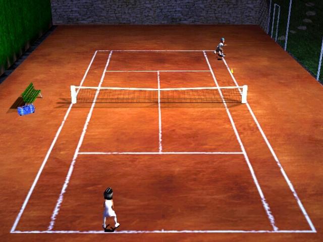 Street.Tennis Street11