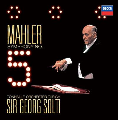 Mahler- 5ème symphonie 00289410