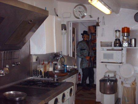 the kitchen Hpim4412