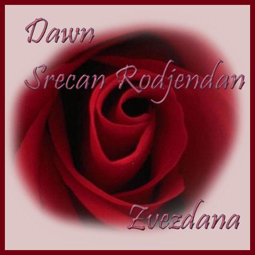 Dawn srecan rodjendan Dawn10