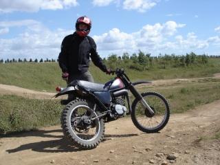 DTMX 125 cc MEMBRES : Personnalisées Dsc04610