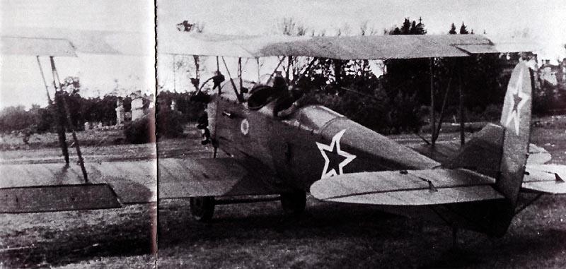 Eduard 1/48: U-2 de Pange GC3 Normandie 1944 Po2-de10
