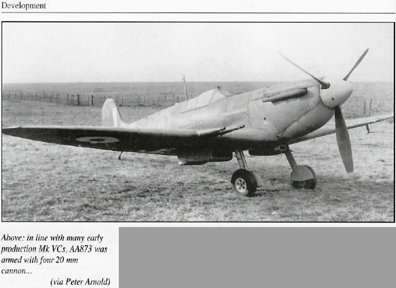 Spitfire Mk Vc Spit5c11