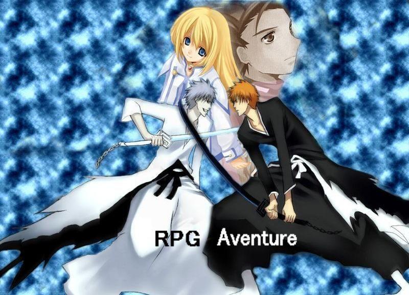 RPG aventure