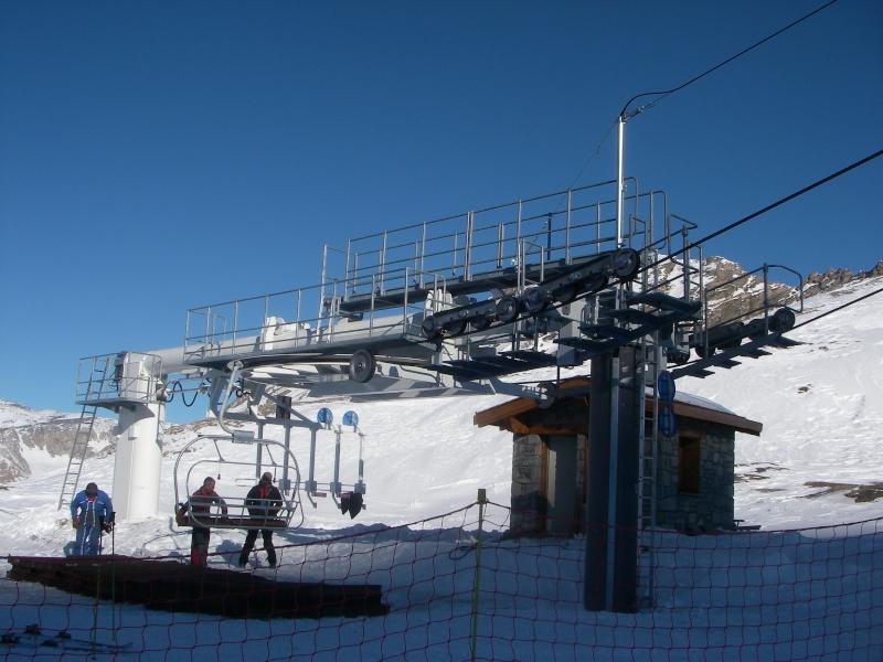 [Val d'Isère]Photos des remontées mécaniques actuelles Vacanc12