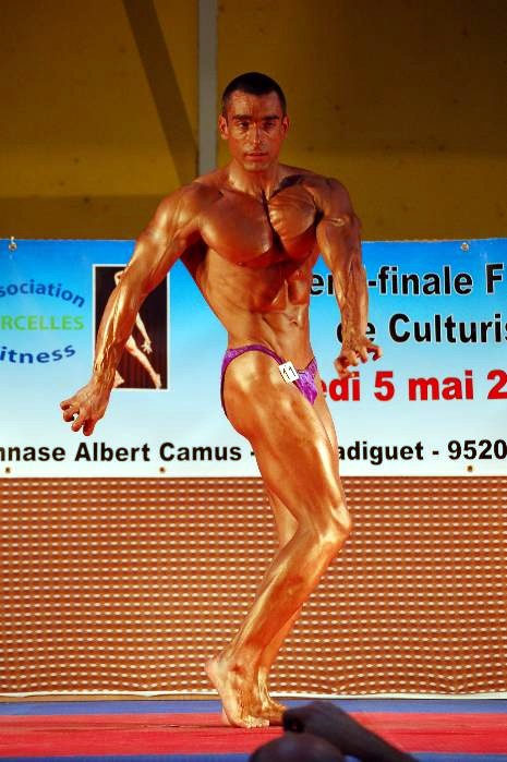 Stephane COSSON Demie210