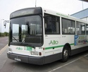 [Alençon] Zoom autobus, sur le heuliez GX107 n°573. 4102_h10