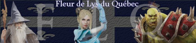 Forums du Clan Fleur De Lys Du Québec