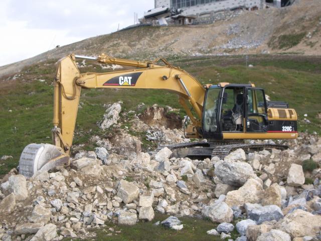 [EK]Réaménagement des pistes de l'Espace Killy - Eté 2007 11522410