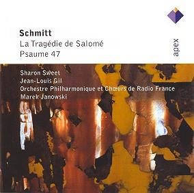 Florent Schmitt: Salomé, Psaume LXVII Cd-sch10