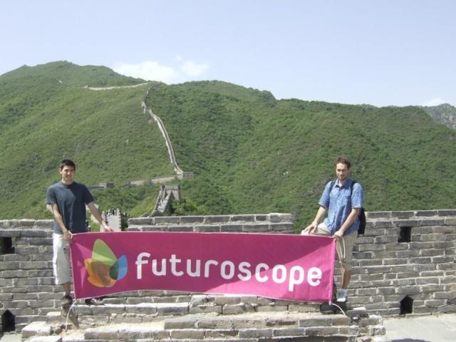 Globe-trotter et VRP du Futuroscope 16200210