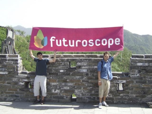 Globe-trotter et VRP du Futuroscope 16200310